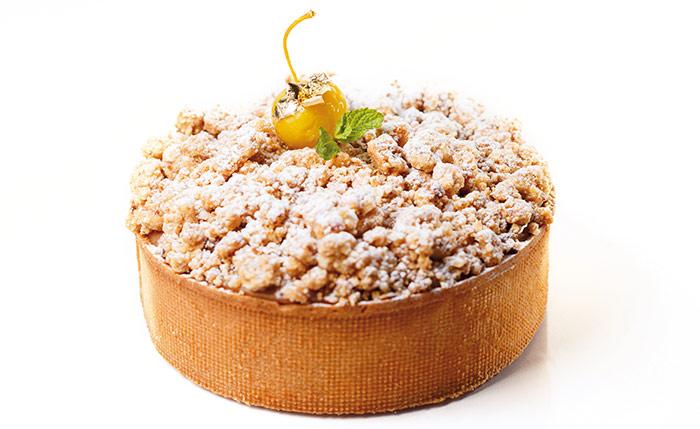 gâteau à la tarte aux pommes de Hans Ovando