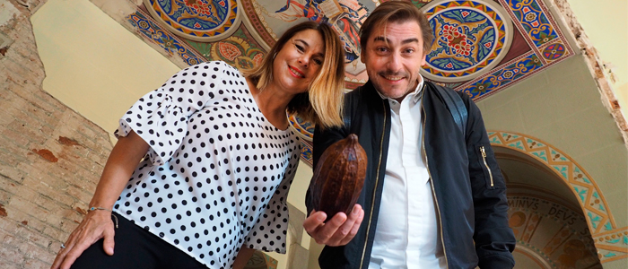 Anna Payet et Jordi Roca