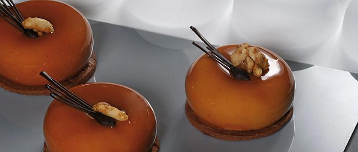 Banarachide. Mousse de cacahuète et crème de banane par Diego Crosara