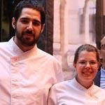Le deuxième prix des meilleurs bonbons TGS a été partagé par Júlia Amorós et Adrián Ruiz.