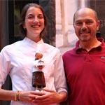 Xènia Catot mérite le prix du meilleur étudiant de deuxième année