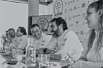 Jury de la quatrième édition du Prix Dulcypas de la meilleure pâtisserie artisanale au thé en Espagne
