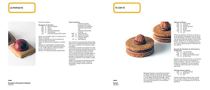 Exemple de l'intérieur du livre 197 Tea Pastries